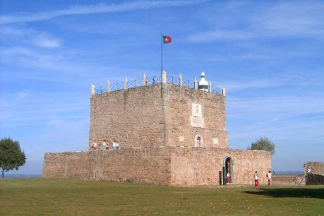 Castelo de Abrantes, Abrantes, Portugal