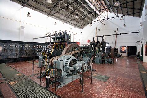 Museu Mineiro do Lousal em Grandola, Grandola, Portugal