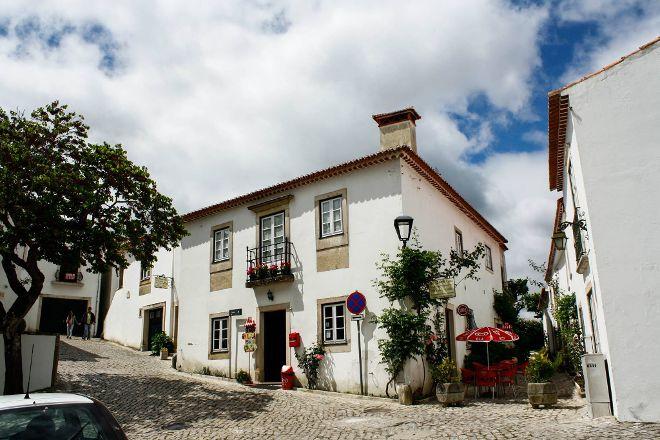 Ginginha do Castelo, Ourem, Portugal