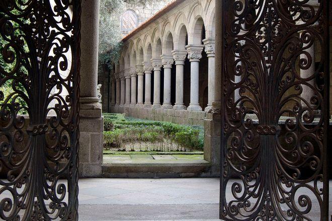 Alberto Sampaio Museum, Guimaraes, Portugal