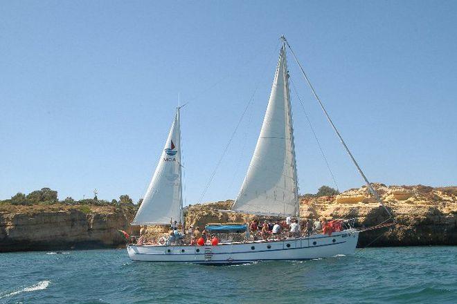 Algarve Cruises, Albufeira, Portugal