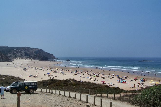 Amado Beach, Carrapateira, Portugal