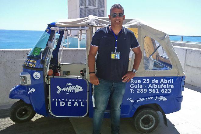 Andre Tuk-Tours, Albufeira, Portugal