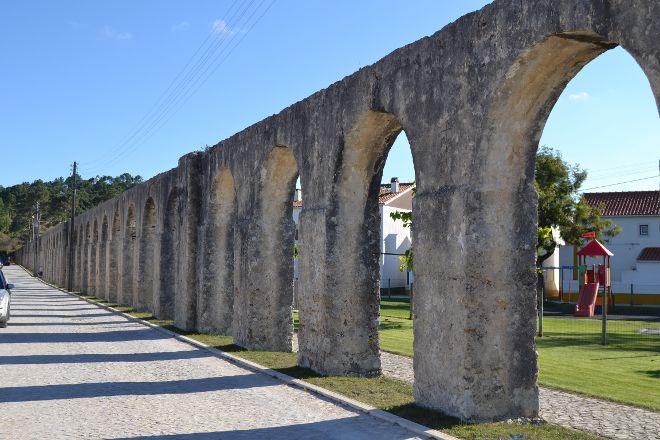Aqueduto da Usseira, Obidos, Portugal