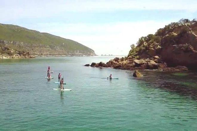 Arrabida Stand Up Paddle, Setubal, Portugal
