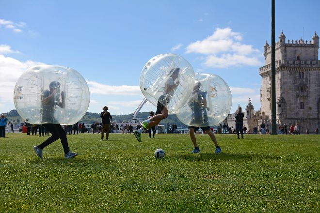Beat Balls - Bubble Football, Lisbon, Portugal