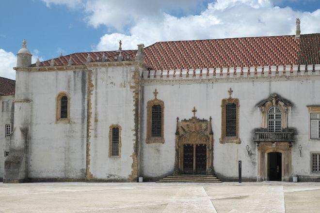 Capela de Sao Miguel, Coimbra, Portugal