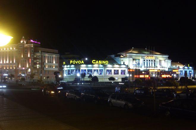 Casino da Povoa, Povoa de Varzim, Portugal
