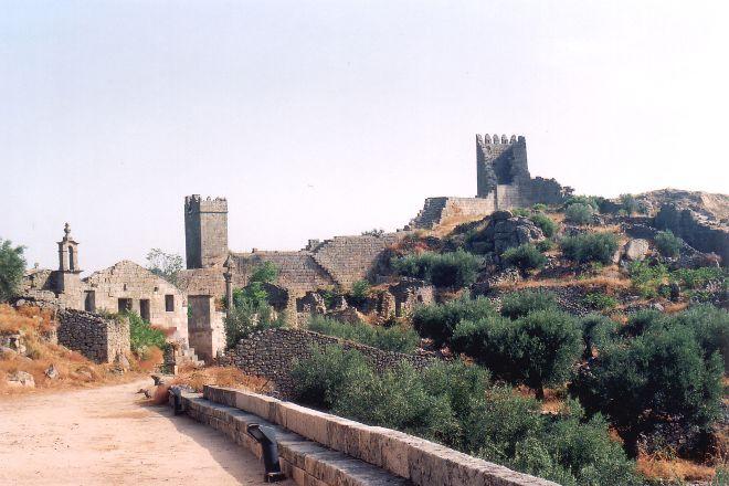 Castelo de Marialva, Marialva, Portugal