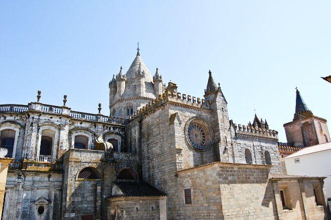Cathedral of Evora (Se Catedral de Evora), Evora, Portugal