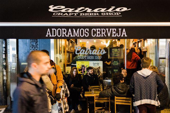 Catraio Craft Beer Shop, Porto, Portugal