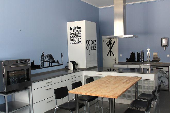Cook & Corks, Lisbon, Portugal