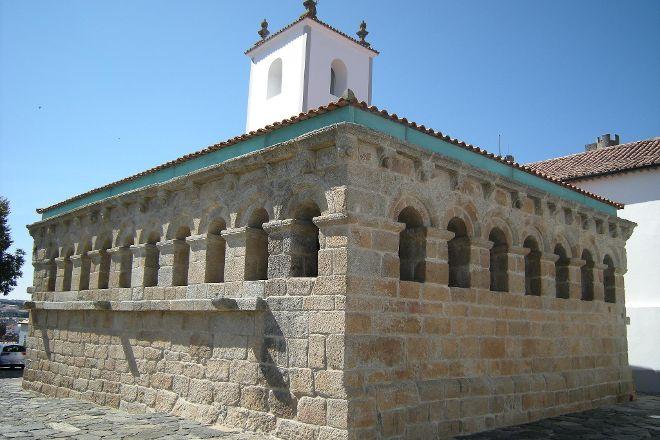 Domus Municipalis, Braganca, Portugal