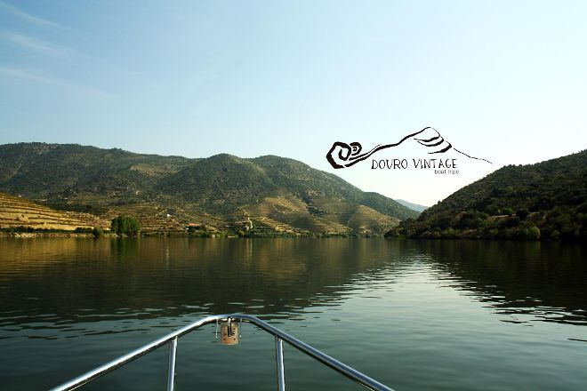 Douro Vintage boat trips, Pinhao, Portugal