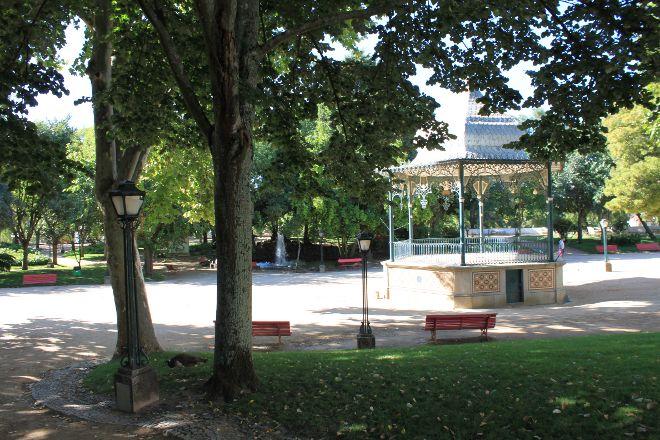 Evora Public Garden, Evora, Portugal