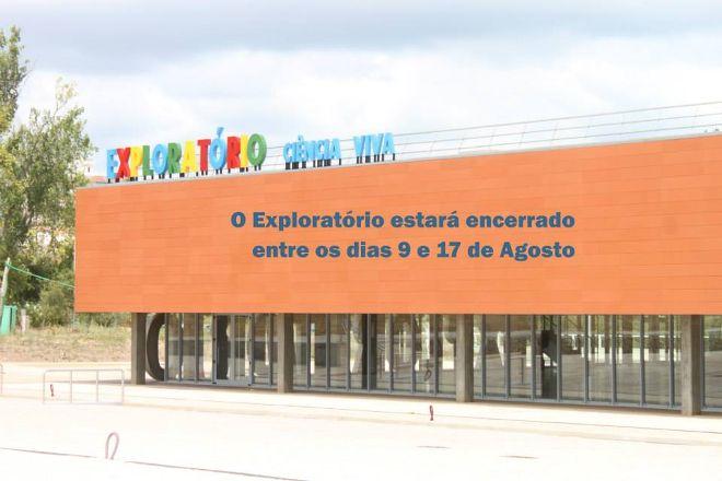 Exploratorio - Centro Ciencia Viva de Coimbra, Coimbra, Portugal