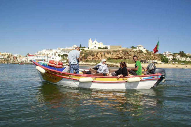 Ferragudo Boat Trips, Ferragudo, Portugal
