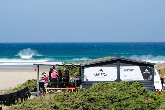 Freeride Surfcamp & School, Sagres, Portugal