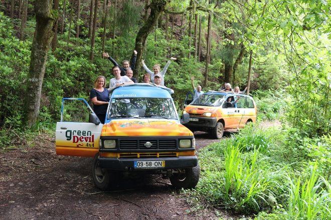 Green Devil Safari, Funchal, Portugal