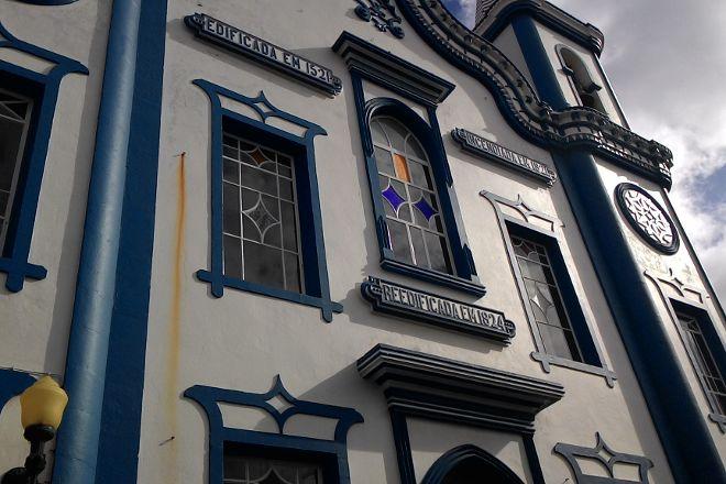 Igreja da Misericordia, Praia da Vitoria, Portugal