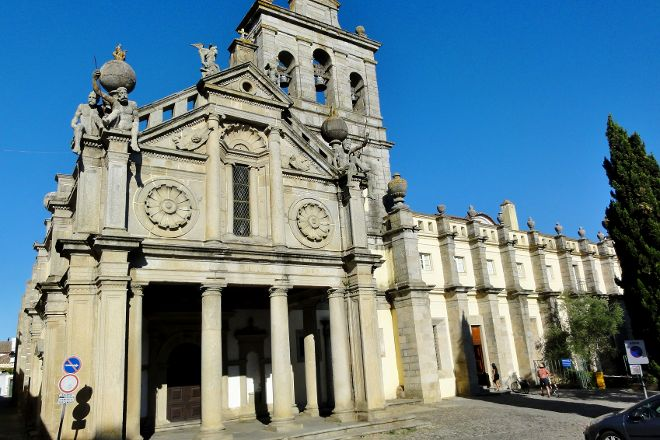 Igreja de Nossa Senhora de Graca, Evora, Portugal
