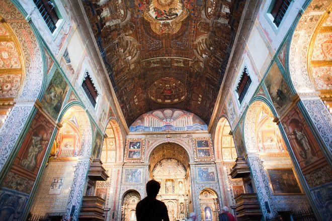 Igreja do Colegio Sao Joao Evangelista, Funchal, Portugal