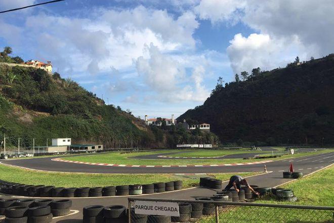 Kartodromo Do Faial, Santana, Portugal