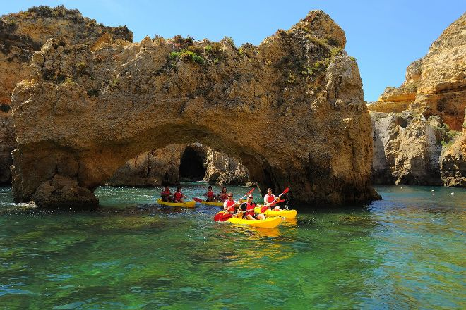 Kayak Explorers, Lagos, Portugal