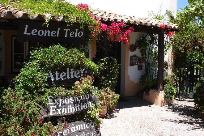 Leonel Telo- ceramica-, Monchique, Portugal