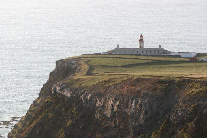 Lighthouse of Ponta do Albernaz, Santa Cruz das Flores, Portugal