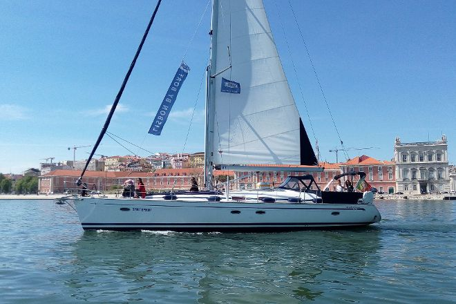 Lisbon by Boat, Lisbon, Portugal