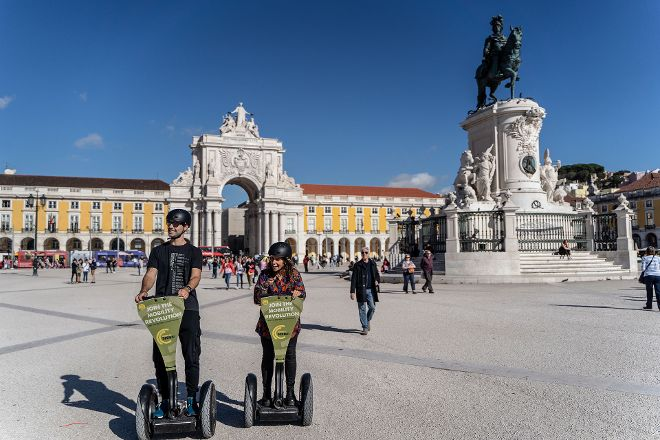 Lisbon by Segway, Lisbon, Portugal