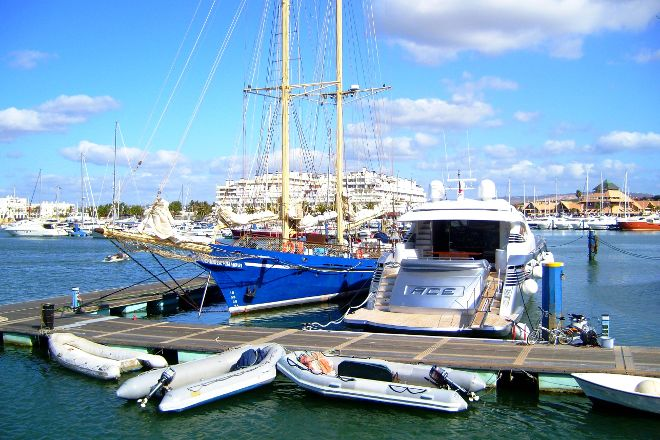 Marina de Vilamoura, Loule, Portugal