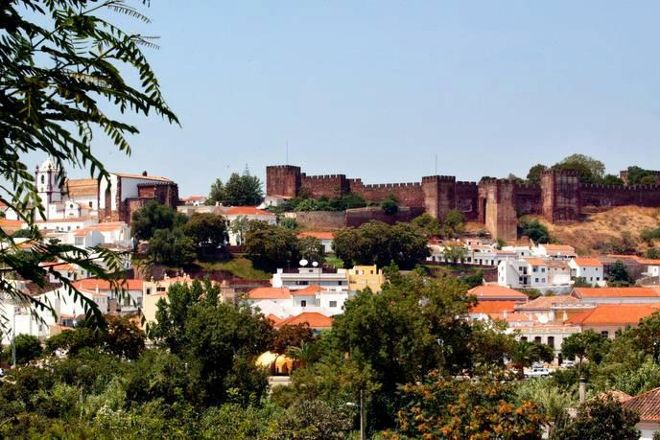 Municipio de Silves, Silves, Portugal