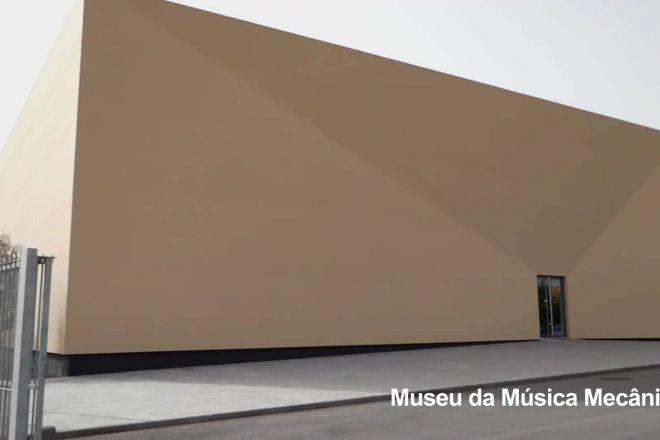 Museu da Musica Mecanica, Pinhal Novo, Portugal
