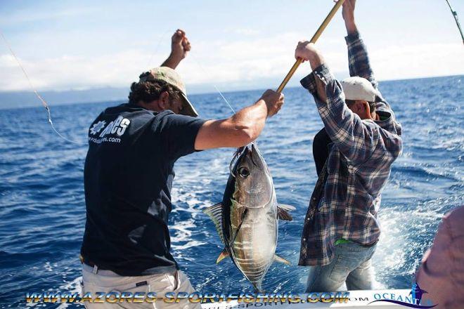 Oceantur Azores sportfishing, Ponta Delgada, Portugal