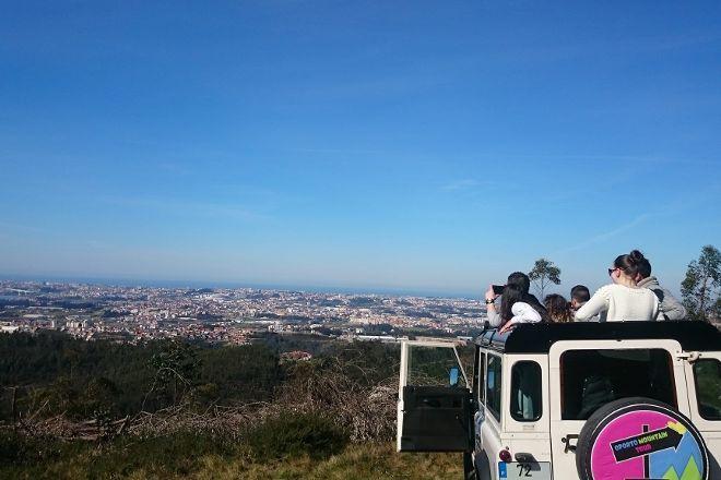 Oporto Mountain Tour, Porto, Portugal