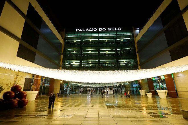 Palacio do Gelo, Viseu, Portugal