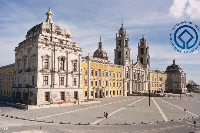 Palacio Nacional de Mafra, Mafra, Portugal