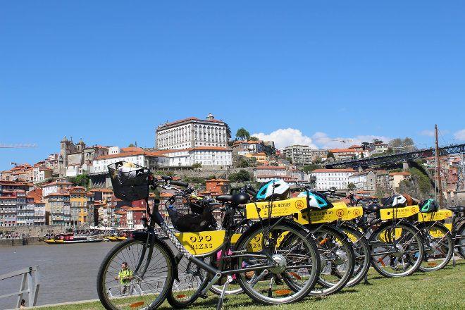 Porto Rent a Bike, Porto, Portugal