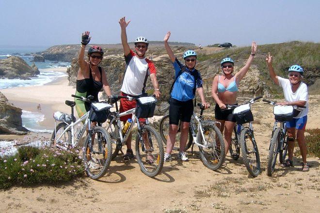 Portugal best cycling, Evora, Portugal