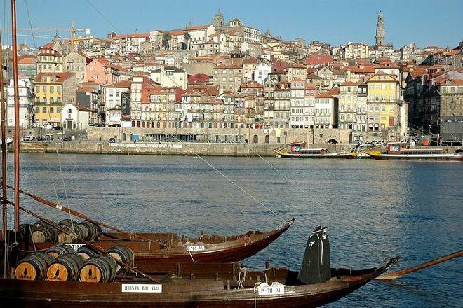Postigo do Carvao, Porto, Portugal