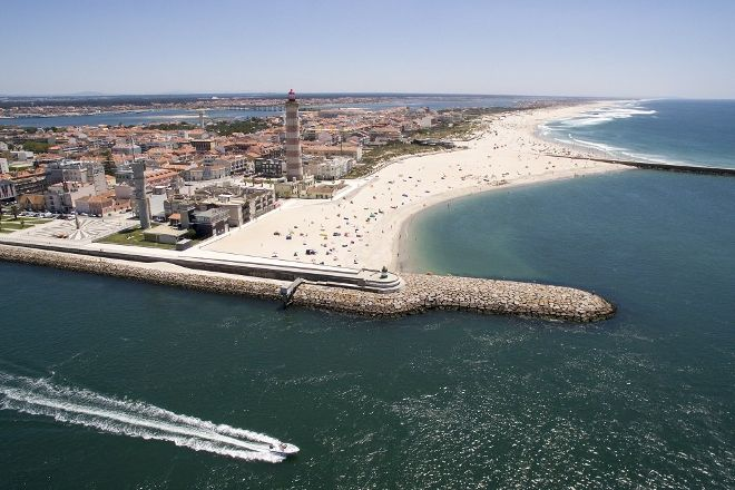 Praia da Barra, Ilhavo, Portugal