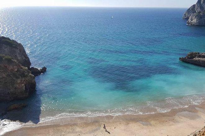 Praia da California, Sesimbra, Portugal