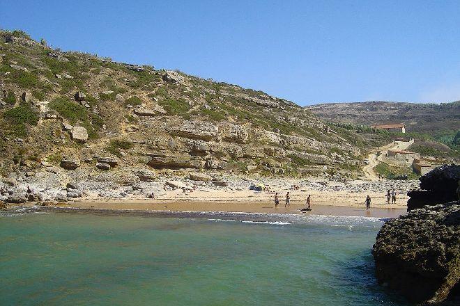 Praia da Samarra, Sintra, Portugal