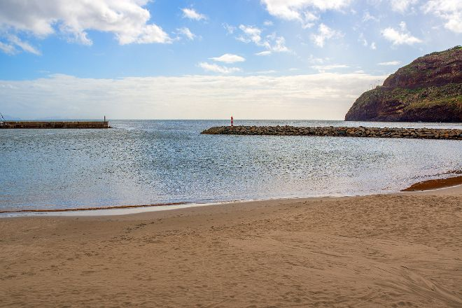 Praia de Machico, Machico, Portugal