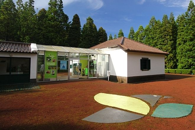 Priolo Environmental Center, Sao Miguel, Portugal