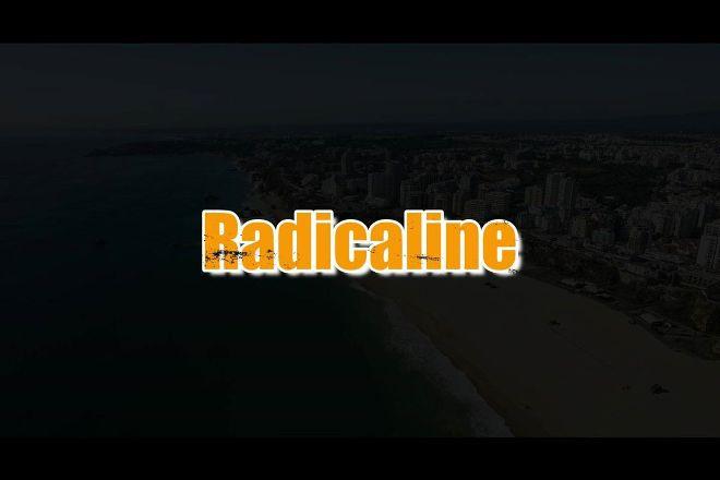 Radicaline, Praia da Rocha, Portugal
