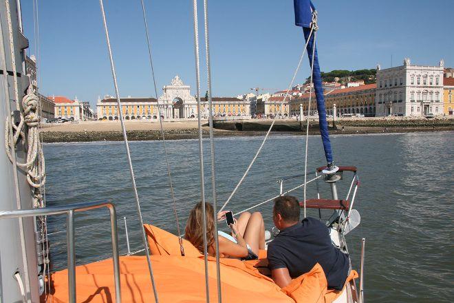 Rent a Boat, Lisbon, Portugal