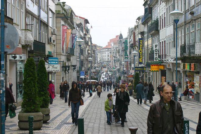 Rua Santa Catarina, Porto, Portugal